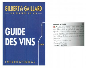 guide-gilbert-gaillard-2016-1-300x240 Récompenses