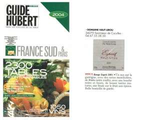 guide-hubert-2004-300x240 Récompenses