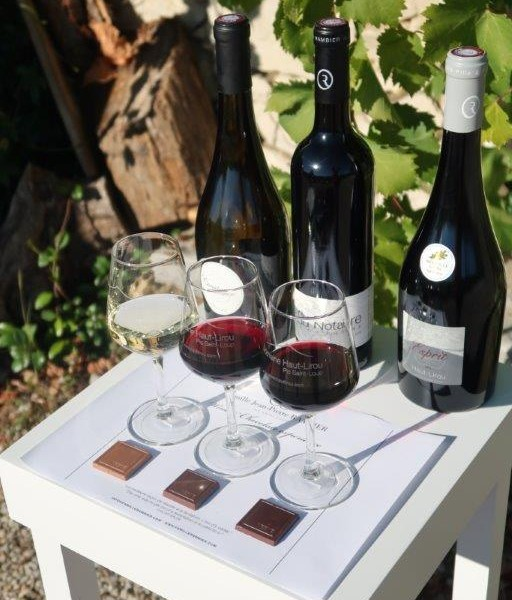 """Wine and Chocolate"" experience"