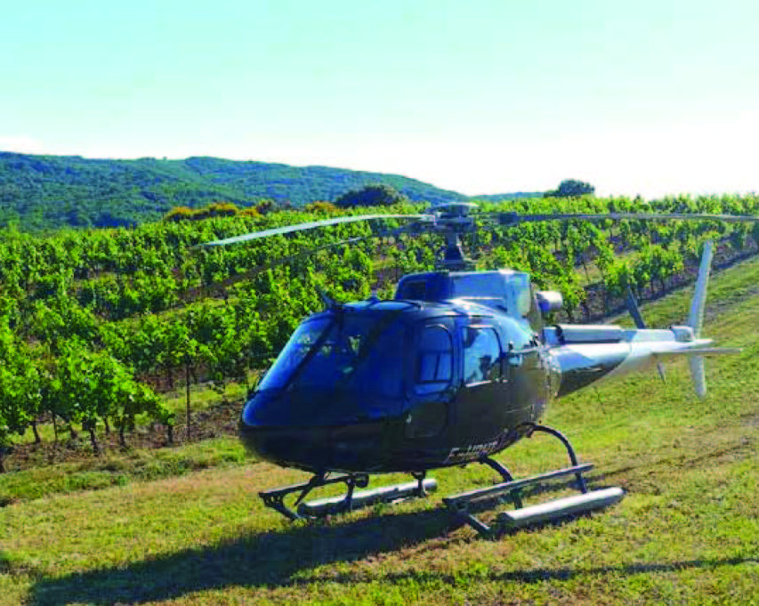 wine-tour-helico Helicopter wine tours