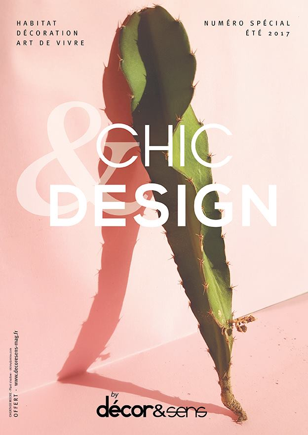hors serie decor et sens - chic and design